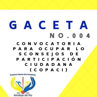 GACETA 4