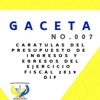 Gaceta 7
