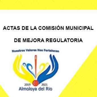 ACTAS DE LA COMISION MUNICIPAL