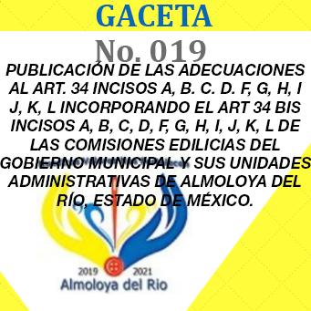 GACECTA 19