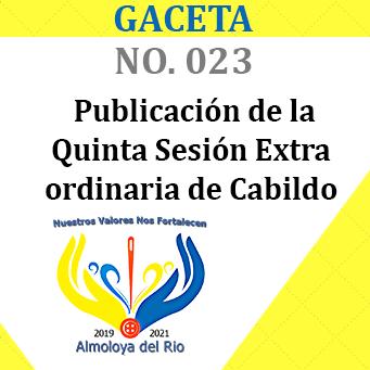 Gaceta23