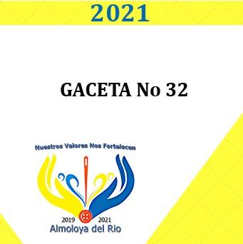 Gaceta 32